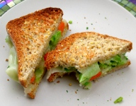 Cheesy Broccoli Melt