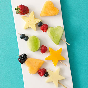 Healthy Holiday Appetizers for Kids!