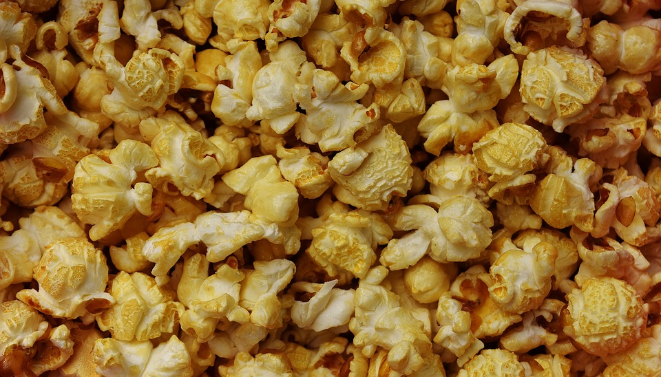 Maple Sumac Popcorn