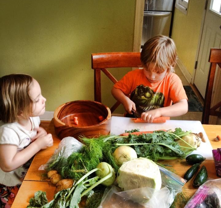 Keeping Food Education Alive Through Online Learning